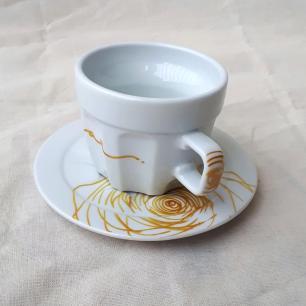 Xícara Chá Prosperar