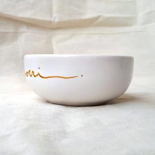 Mini Bowl Lua Sorri