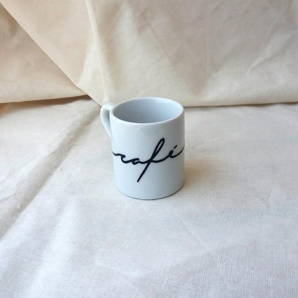 Xícara Café em Flor