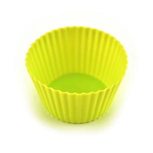 Conjunto Formas de Silicone para Pão Bolo Cupcake
