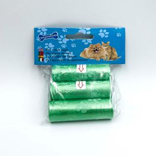 3 Unidades Saco Higiênico de Resíduos para Pet