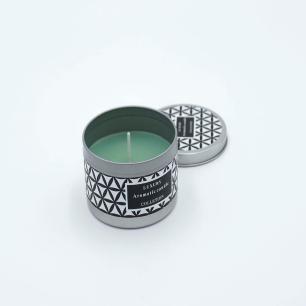 2 Velas Decorativas Aromáticas Neo Mint