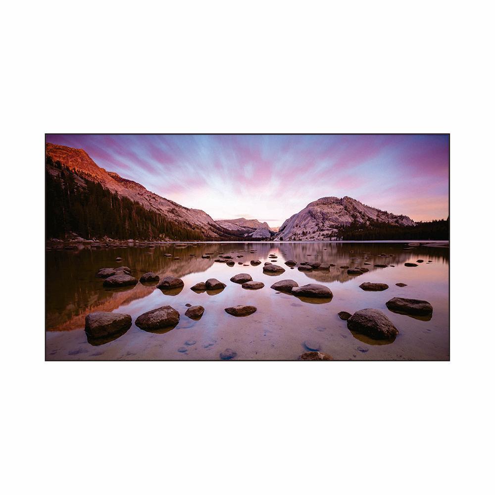 Quadro Impressão Vidro Roncalli Natureza Rocha Decorativo