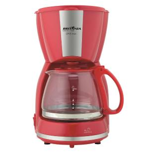 Cafeteira Britânia CP15, 550W, Vermelho - 110V