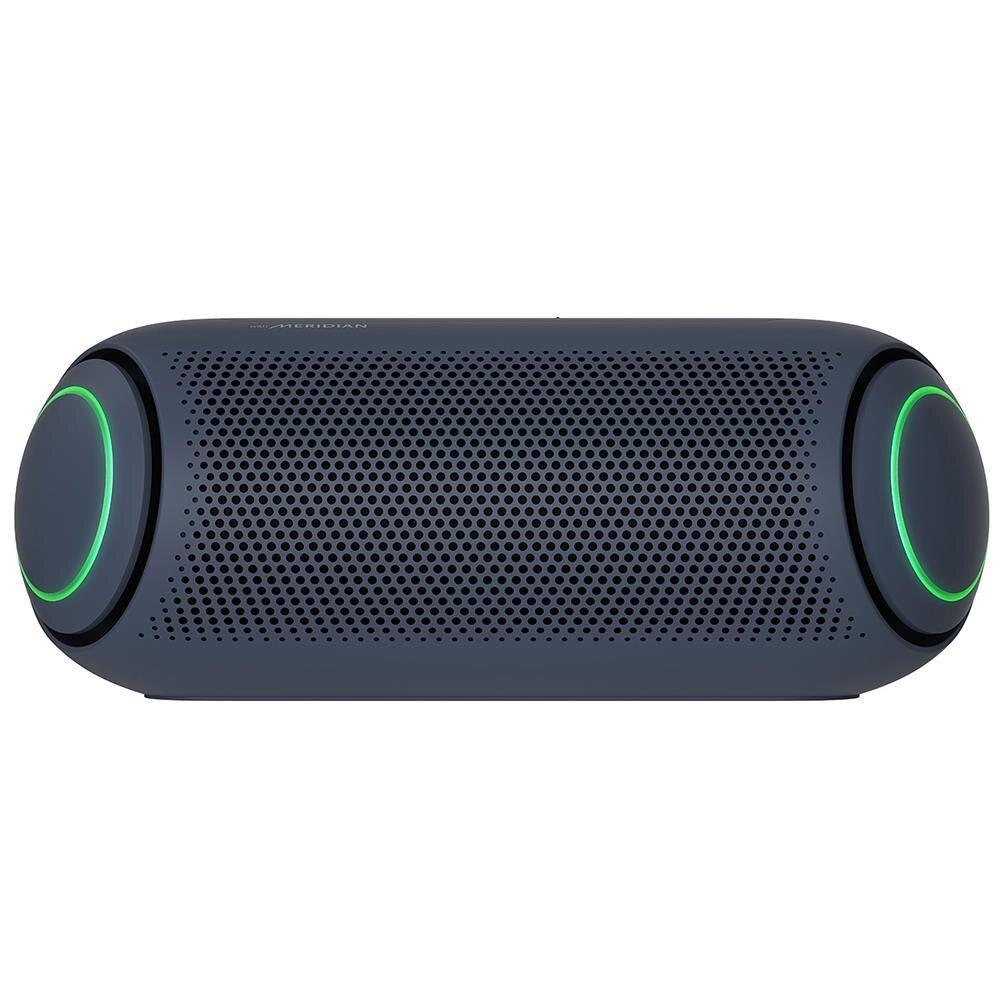Caixa de Som Portátil LG PL5, 20W RMS, Meridian Audio, IPX5 Resistente a Água