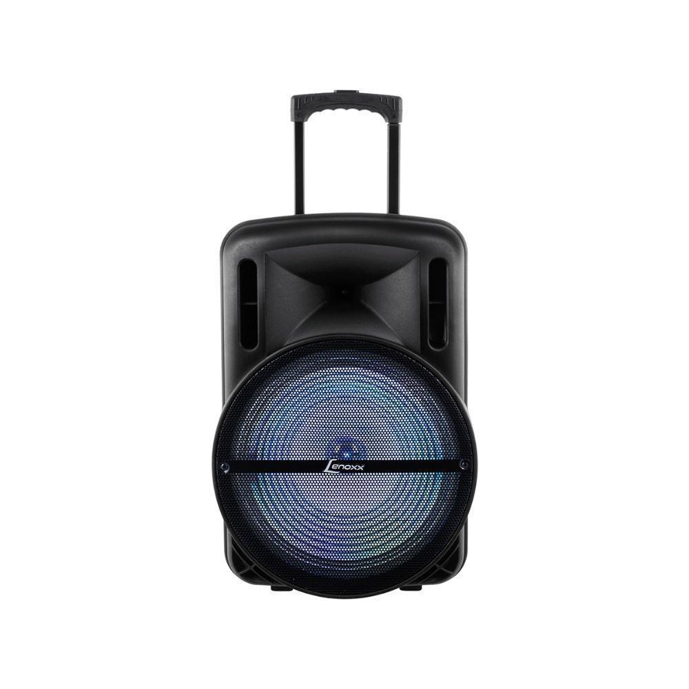 Caixa de Som Amplificada Lenoxx CA350, 500W, Bluetooth, Preto - Bivolt