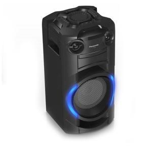 Torre de Som Panasonic SC-TMAX10LBK, 250W RMS, Bluetooth, USB, Karaokê