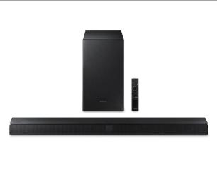 Soundbar Samsung HW-T555, 320W RMS, Bluetooth, HDMI, DTS VirtualX