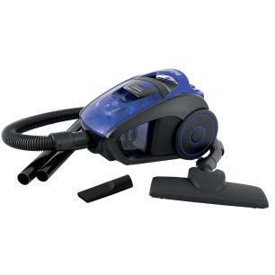 Aspirador de Pó Philco PH1410, 1400W, Preto/Azul - 220V