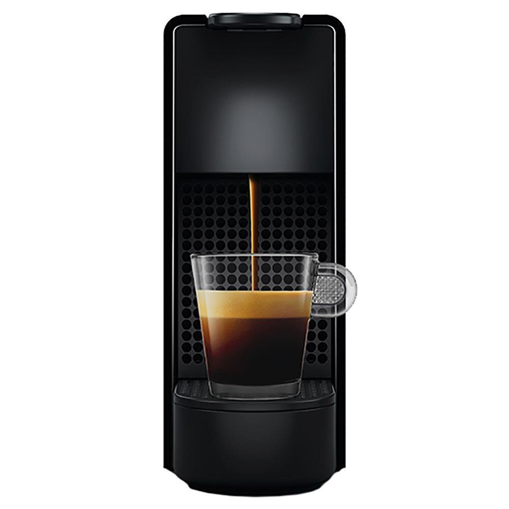 Cafeteira Expresso Nespresso Essenza Mini Preto 110v - C30brbkne
