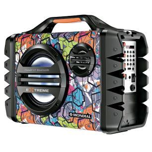 Caixa Amplificadora Mondial MCO-06 Thunder VI Extreme, USB, 120W RMS - Bivolt