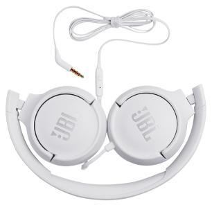 Headphone JBL Tune 500 - Branco