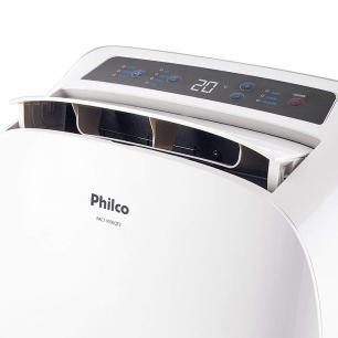 Ar Condicionado Portátil Philco PAC11000QF2, Ar Frio e Quente, 11000BTUS, Branco - 220V