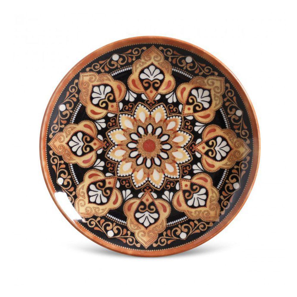 Prato Sobremesa Damasco