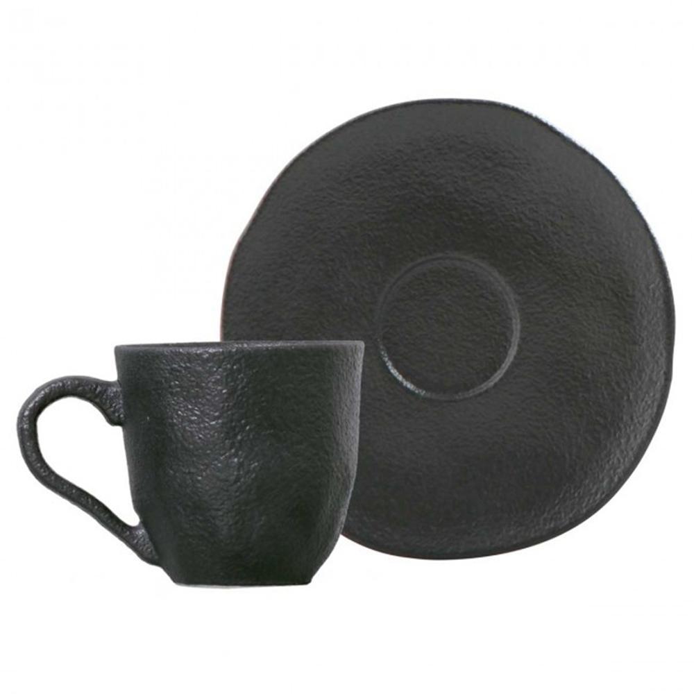 Xicara Café Orgânico Preto