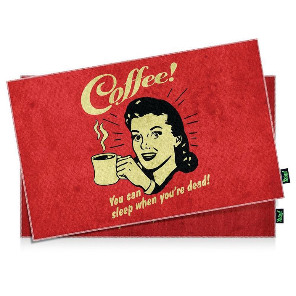 Jogo Americano Coffee You