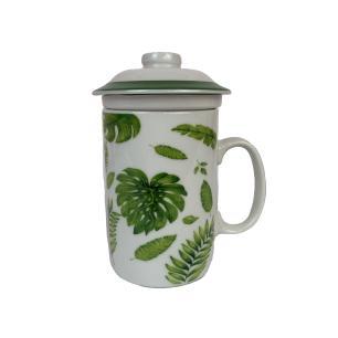 Caneca Plantas Kook - Verde