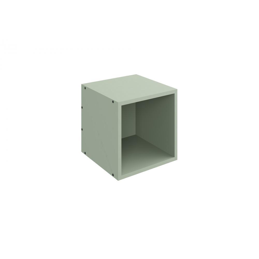 Nicho Pequeno 30cm Mov em Verde Bellagio - BE Mobiliário