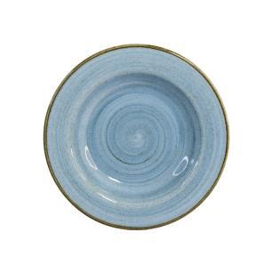 Prato Fundo 23,5cm Artisan Azul 340ml