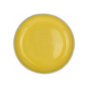 Prato Fundo 24cm Santorini Amarelo