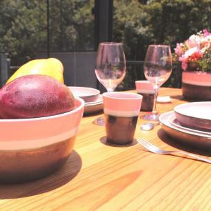 Saladeira 4,4Lsantorini - La Casa Brasil