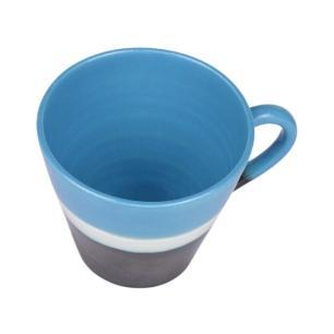 Xícara De Café Santorini Azul