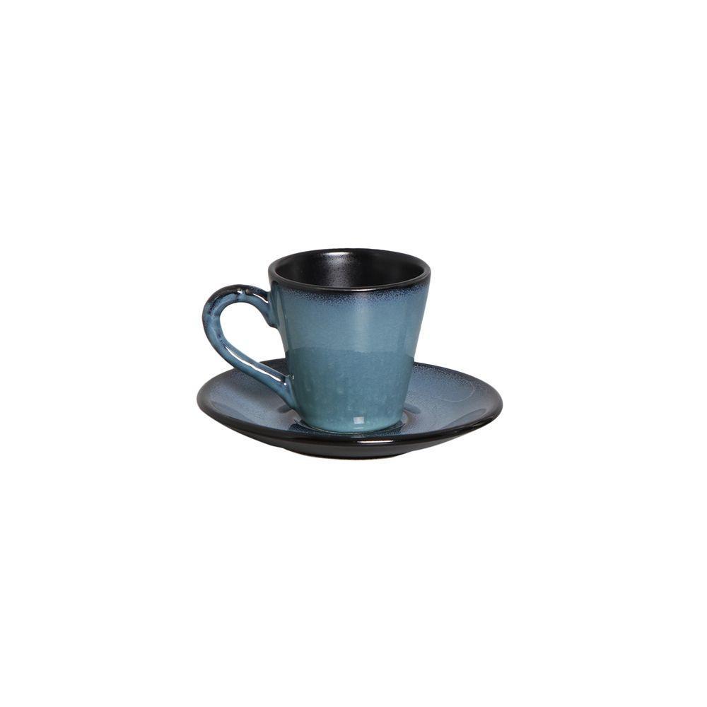 Xícara De Chá Planet Rf Azul