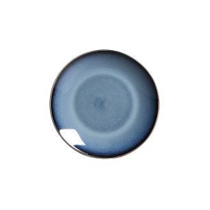 Prato Fundo 24cm Planet Rf Azul