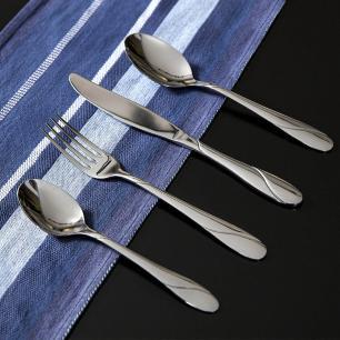 Faqueiro Inox 16 peças Bossa - Oxford 087509