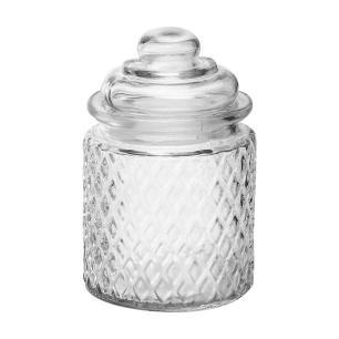 Potes De Vidro Hermético 300ml 4 peças - Casambiente POVI082