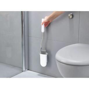 Escova Sanitária com Suporte para Parede Joseph Joseph