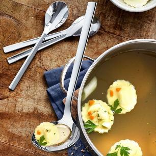 Concha para Sopa Nuova em Aço Inox 31 cm WMF