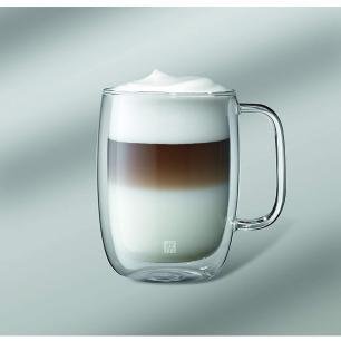 Jogo com 2 Canecas para Cappuccino com Alça 450 ml Zwilling Sorrento