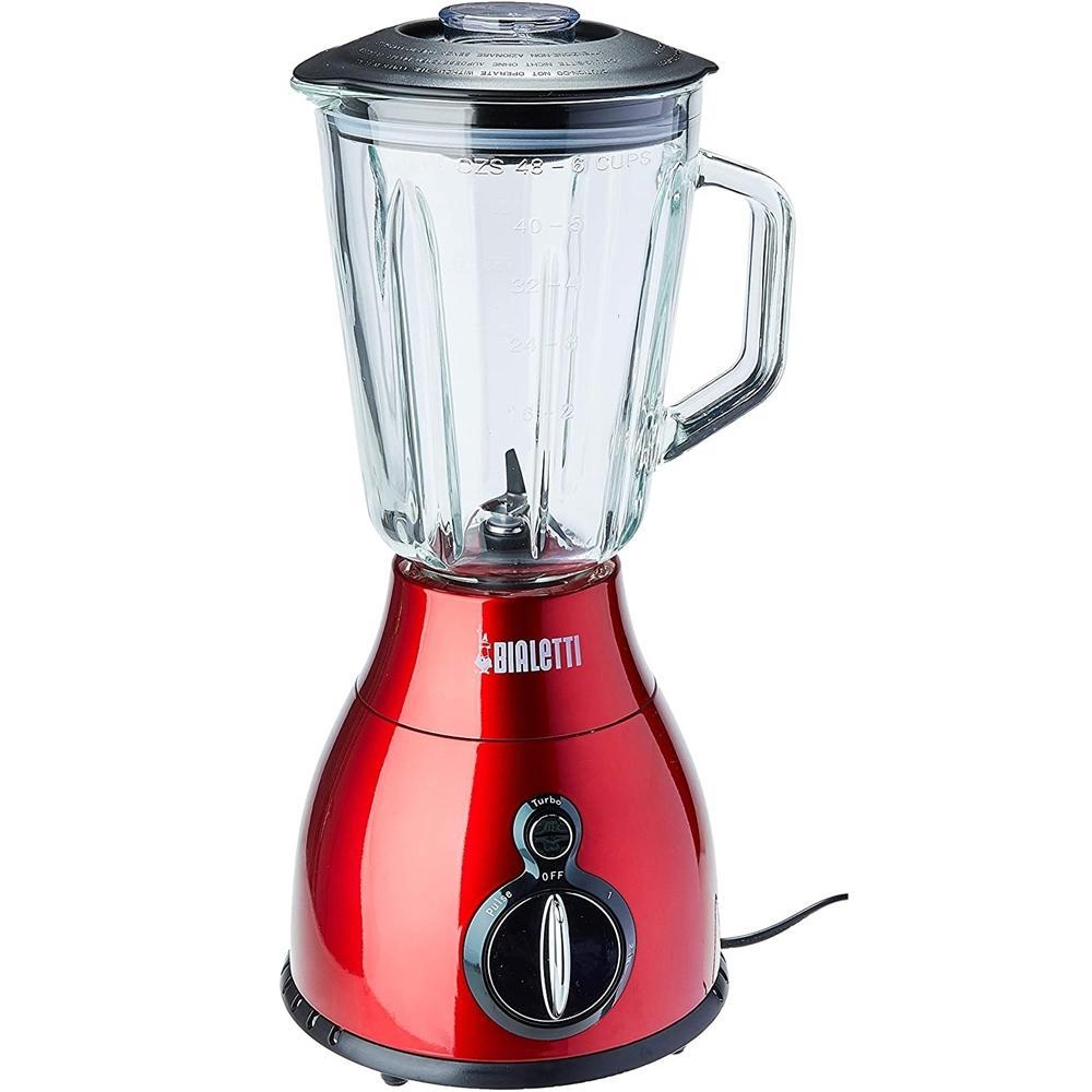 Liquidificador Blender Eletricity Vermelho 220v Bialetti