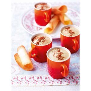 Caneca Espresso de Cerâmica 100 ml Laranja Le Creuset