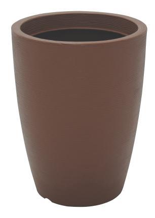 Vaso Thai 48 Cm Marrom