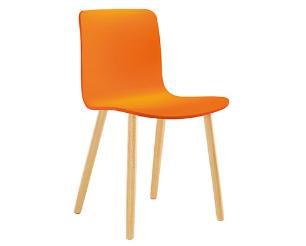 Cadeira Na Cor Laranja