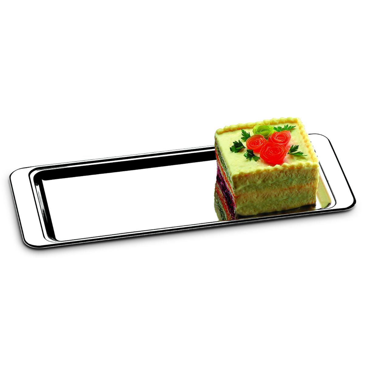 Bandeja Para Torta Fria & Rocambole Atina 40 cm