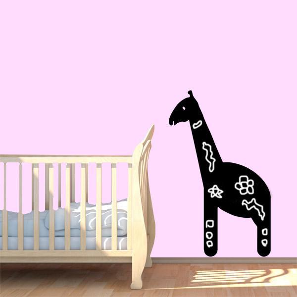 Adesivo Decorativo Lousa Infantil 0,55x0,90m
