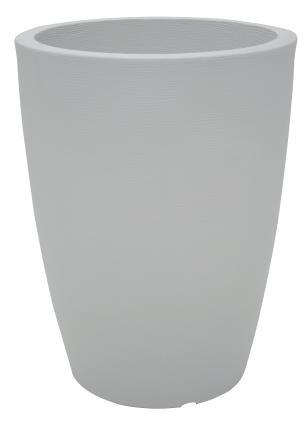 Vaso Thai 67 Cm Branco