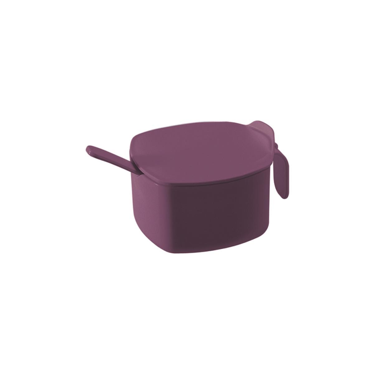 Açucareiro Due 300 ml Casual Roxo Púrpura Coza