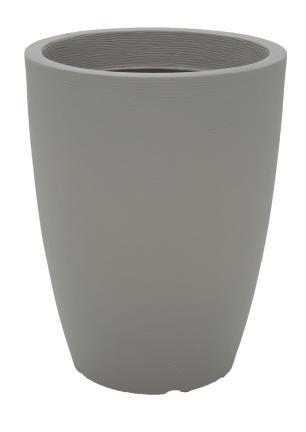 Vaso Thai 58 Cm Concreto