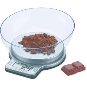 Balança Digital Com Recipiente para Cozinha 3 kg