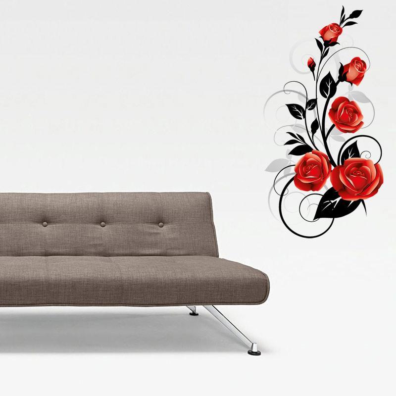 Adesivo Decorativo Floral Real 0,70x1,00m