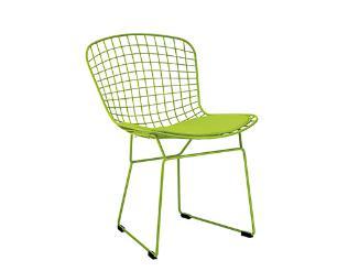 Cadeira em Metal  Verde