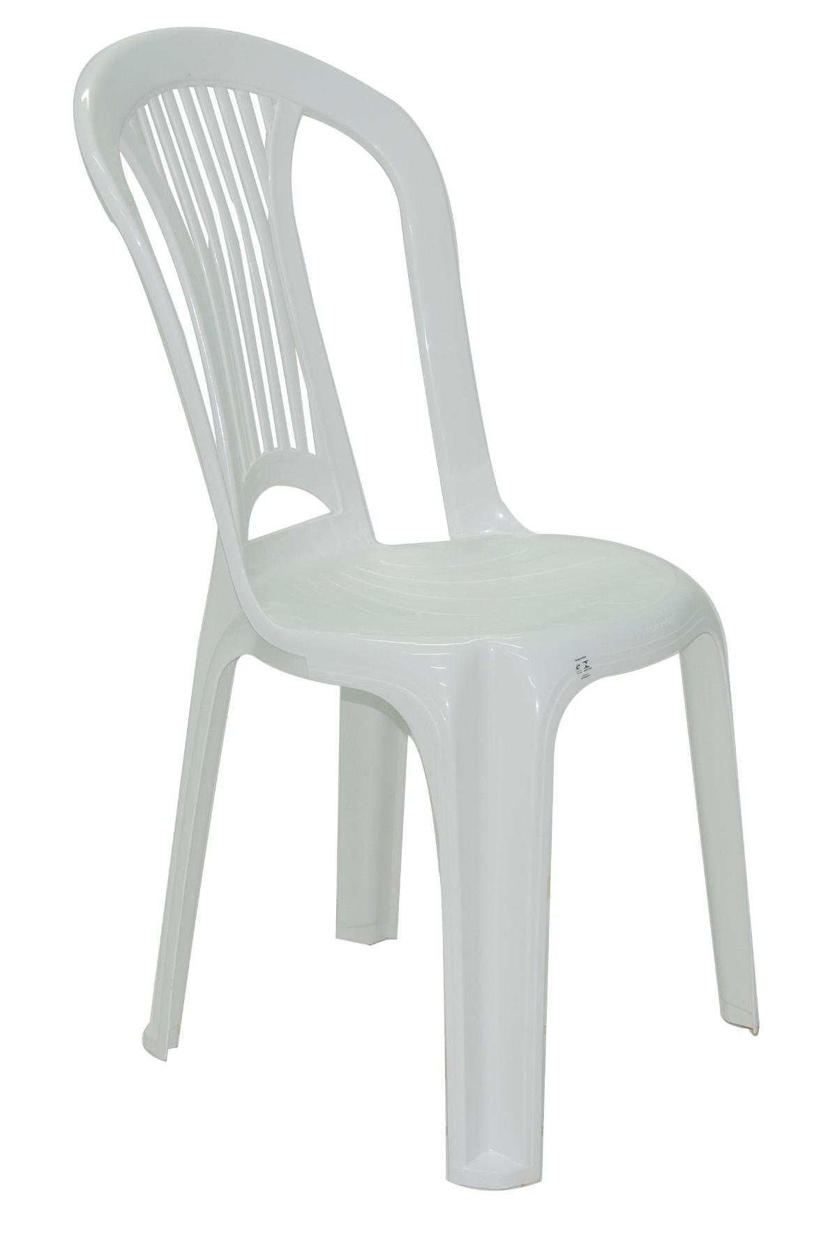 Cadeira Atlantida Economy Branco
