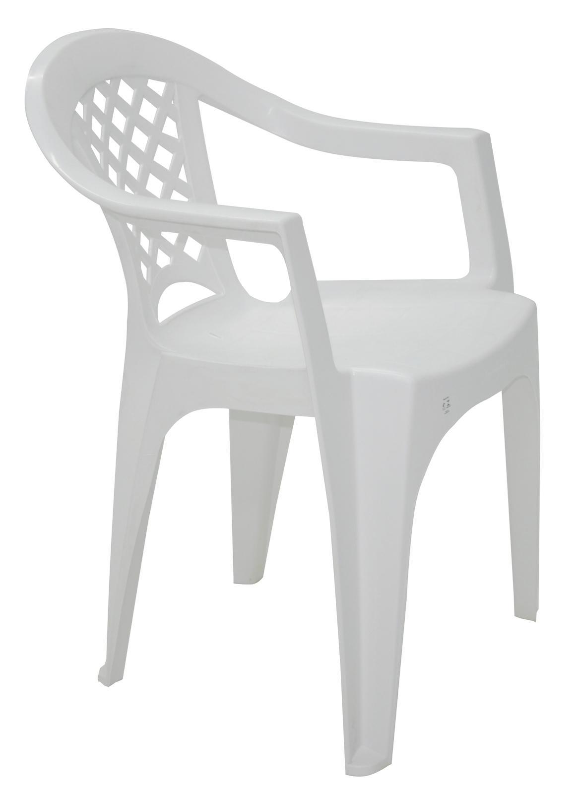 Cadeira Com Braços Itajuba Branco