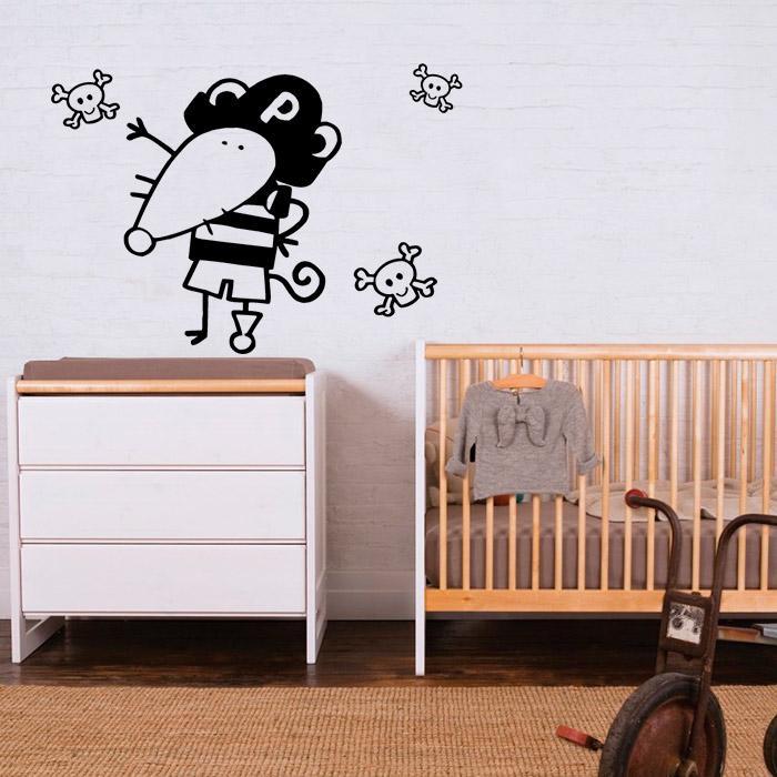 Adesivo Decorativo Infantil 0,48x0,50m