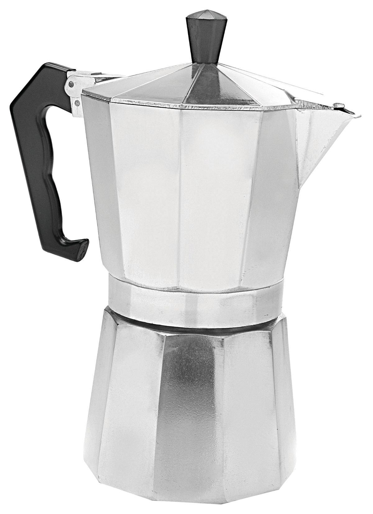 Cafeteira Alumínio Para 9 Cafezinhos