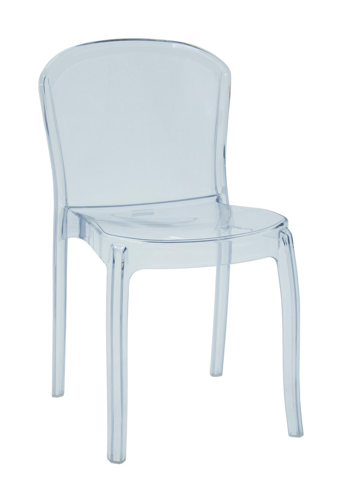 Cadeira Anna Transparente